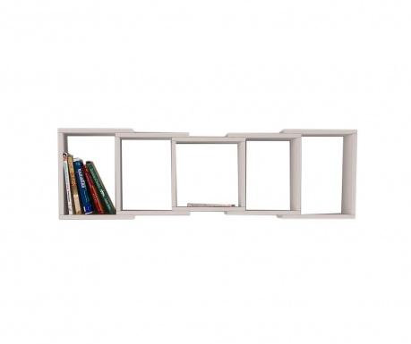 Рафт за стена Include White
