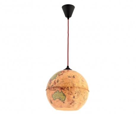 Stropna svetilka Globe