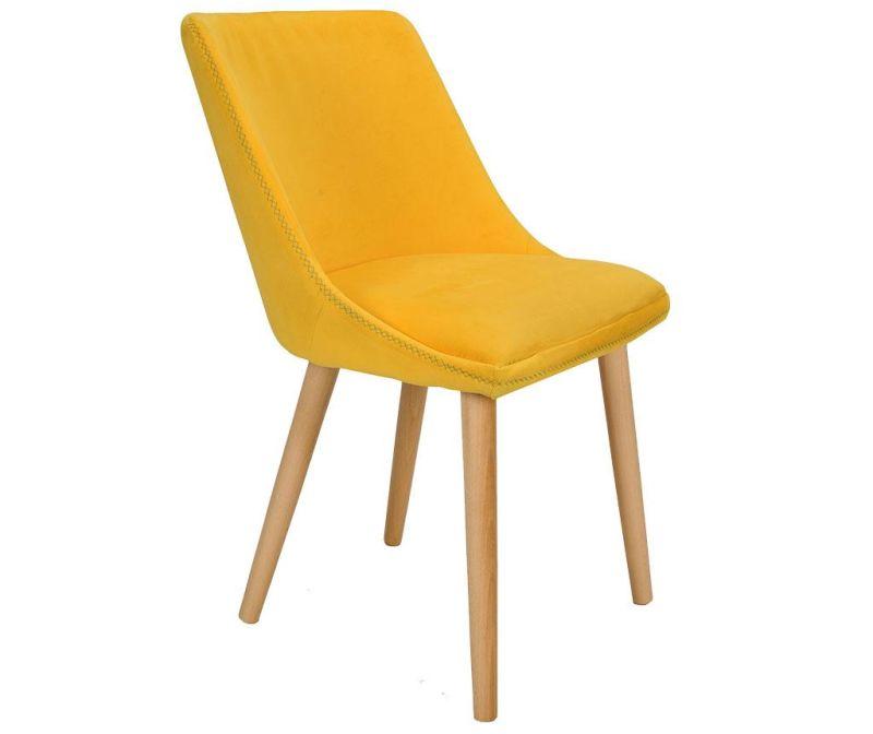 Krzesło Alberta Classic Yellow