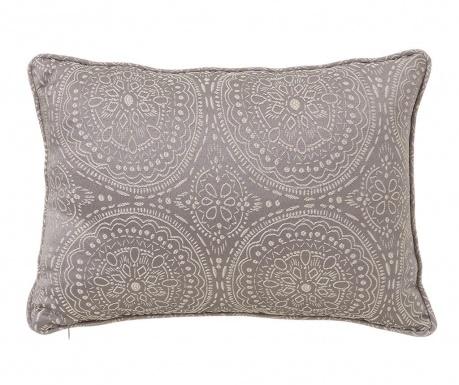 Poduszka dekoracyjna Cozy Silver 33x45 cm