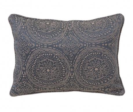 Poduszka dekoracyjna Cozy Blue 33x45 cm
