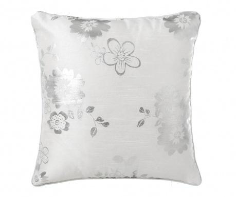 Dekorační polštář Deed White 45x45 cm