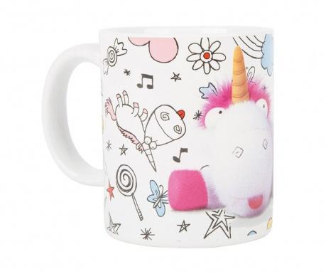 Чаша Fluffy Unicorn 320 мл