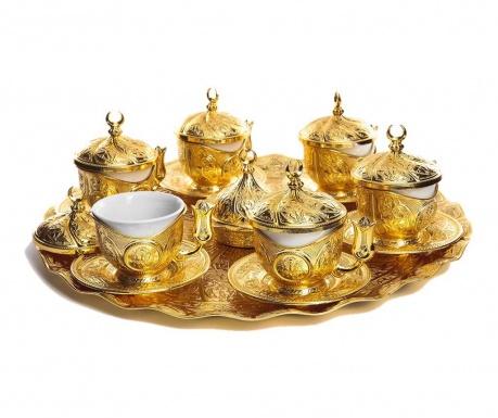 Aydin Golden Light 21 darabos Kávéskészlet