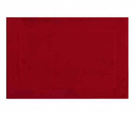 Ręcznik do stóp Rati Red 50x75 cm