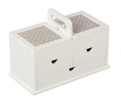 Cutie pentru accesorii de cusut Dronys