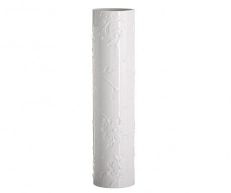 Ваза White Flowers L