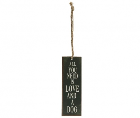 Decoratiune suspendabila Love Dog
