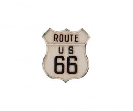 Route US 66 Fiókgomb