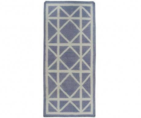 Covor Kilim Caro Lines 76x183 cm