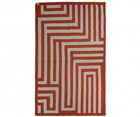 Covor Kilim Kasem Scarlet 152x244 cm