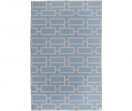 Килим Kilim Bricks Blue 152x244 см