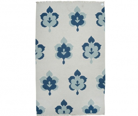 Covor Kilim Autumn Blues 152x244 cm