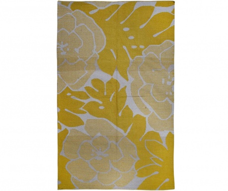 Covor Kilim Yellow Rose 152x244 cm