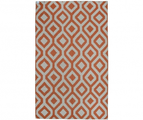 Covor Kilim Imar Orange 152x244 cm