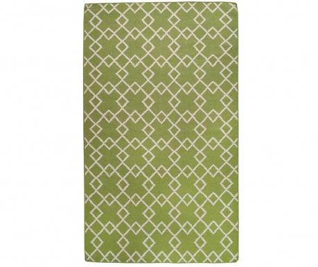 Covor Kilim Sawa Green 152x244 cm