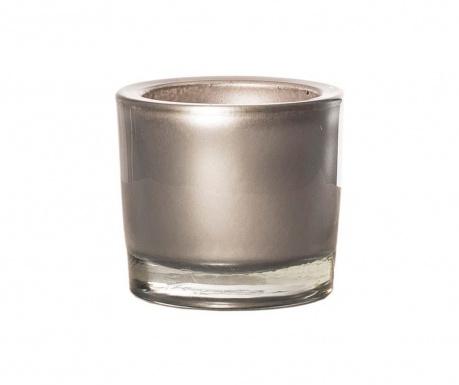 Suport pentru lumanare Side Light Grey