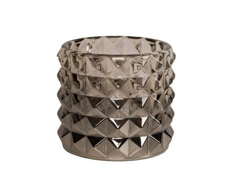 Suport pentru lumanare Diamond Grey
