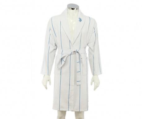 Мъжки халат за баня Casper Blue