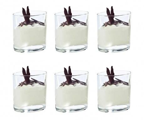 Сервиз 6 чаши за аперитиви Elipse 90 мл