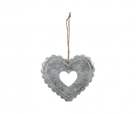Decoratiune suspendabila Heart Lacy
