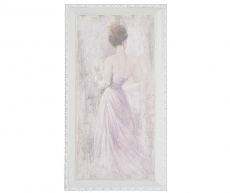 Картина Graceful Lady 27x49 см