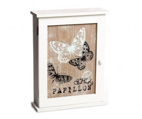 Szafka na klucze Papillon
