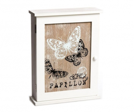 Шкафче за ключове Papillon