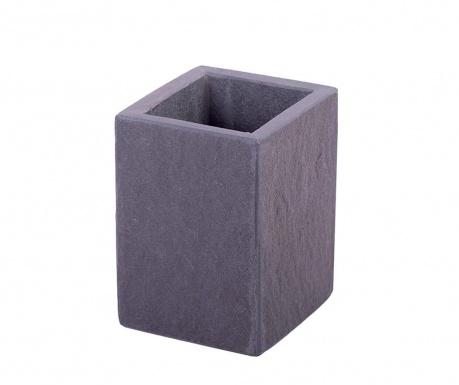 Slate Cubic Fürdőszobai pohár