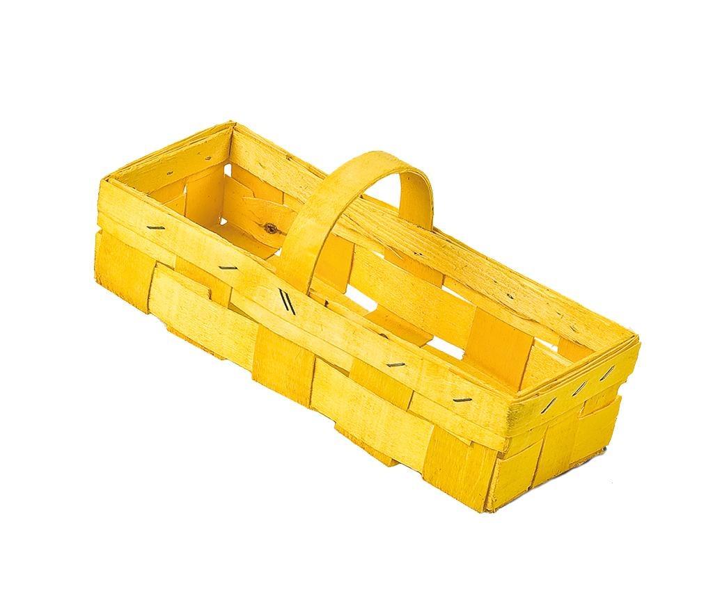 Camy Yellow Kosár