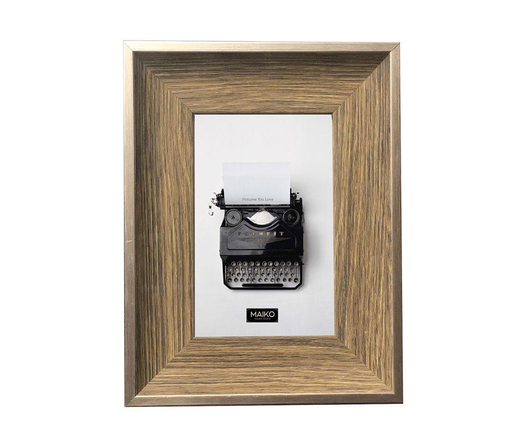 Rama foto Typewritter M