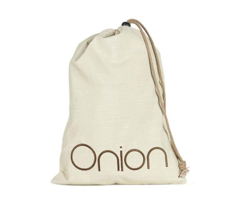 Pytlík na zeleninu Onion White