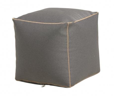 Puf Cube Grey