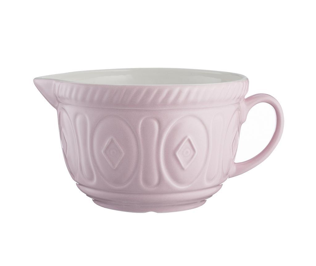 Colour Mix Powder Pink Kelesztő tál 2 L