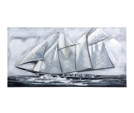 Tablou Ship 60x120 cm