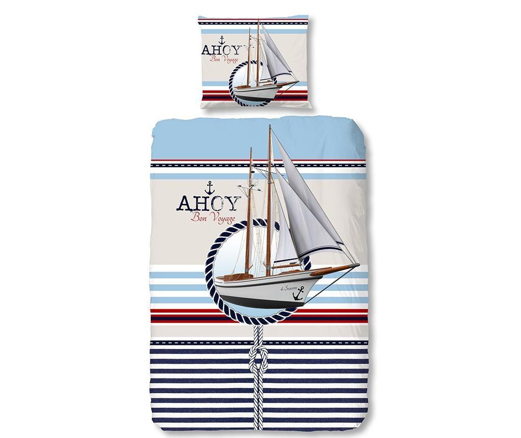 Posteljnina Single Ranforce Ahoy