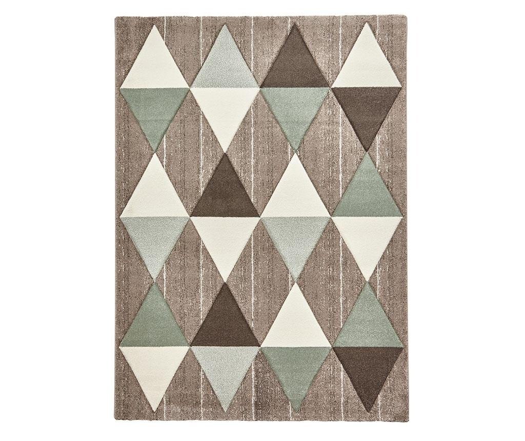 Covor Brooklyn Beige Green 120x170 cm