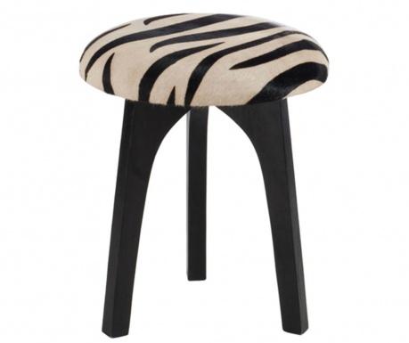 Židlička Zebra