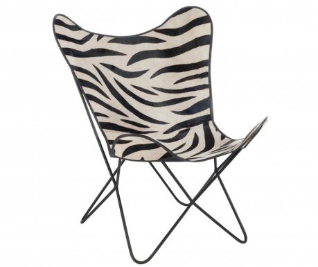 Židle Zebra