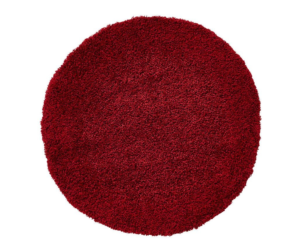 Tepih Vista Circle Red 133 cm