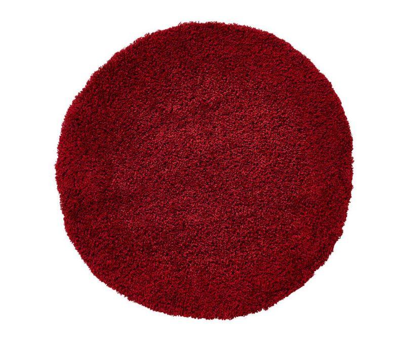 Covor Vista Circle Red 133 cm