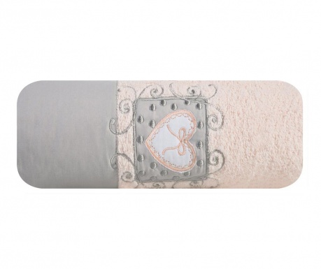 Kupaonski ručnik Nora Pink