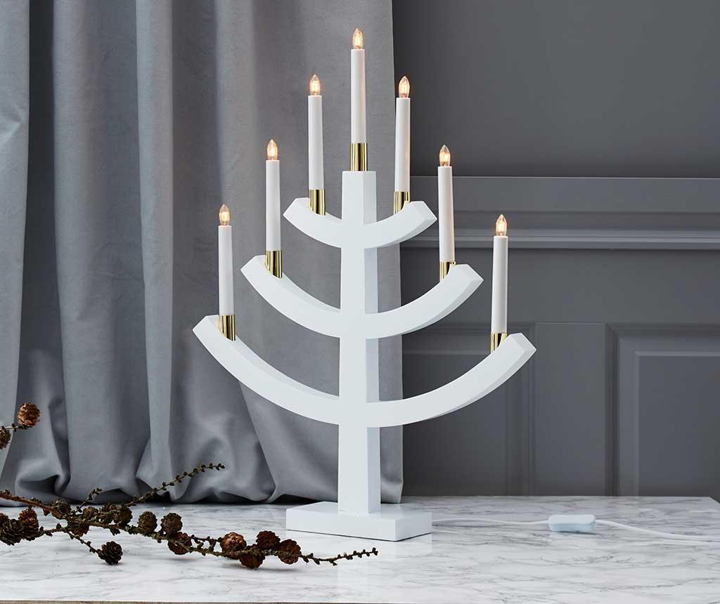 Decoratiune Luminoasa Gilian White