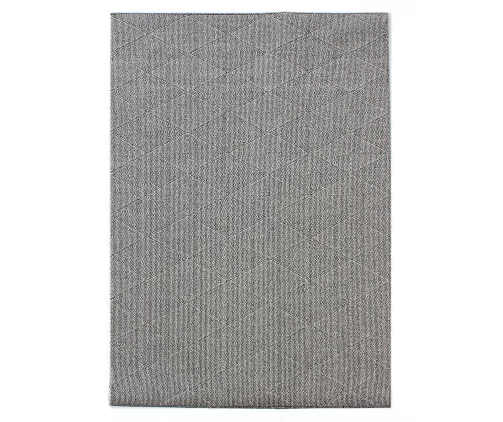Flair Rugs Covor Petronas Grey Cm Gri Argintiu