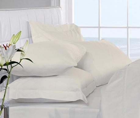 Jastučnica Brighton Hill Cream Oxford 50x75 cm