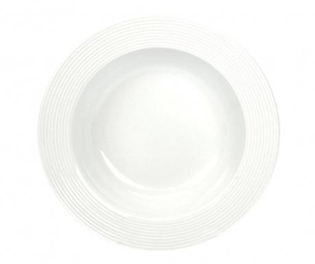 Tanjur za tjesteninu Linea White