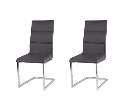 Комплект 2 стола Camile Grey