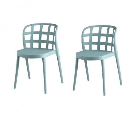 Set 2 scaune Ginnie Mint