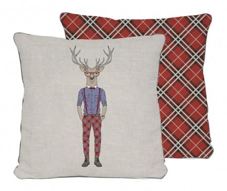 Ukrasni jastuk Hipster Deer 45x45 cm