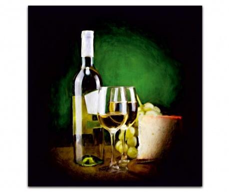 Classy Wine Kép 30x30 cm